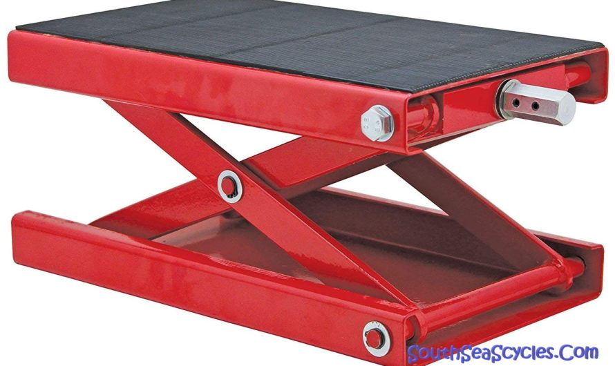 The Best Motorcycle Lift Tables Reviews in 2020