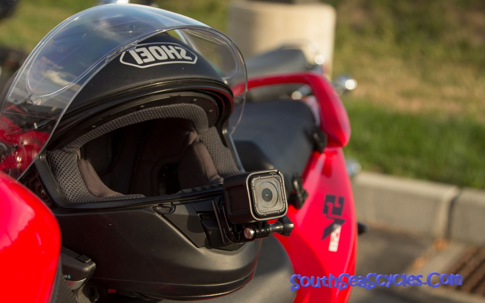 Best Motorcycle Helmet Cameras